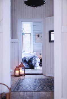 Entrée, couloir, décoration, entrance , deco