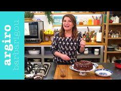 Κέικ σοκολάτας • Argiro Barbarigou - YouTube
