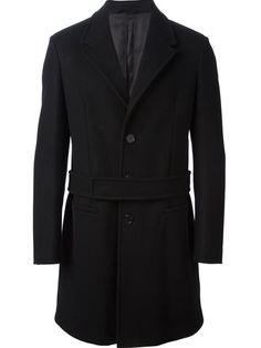 Shop Neil Barrett belted classic coat in Cube Menswear from the world's best independent boutiques at farfetch.com. Over 1000 designers from 60 boutiques in one website.