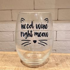 Fun fact: this company name came from 2 foster cats I had 😻 Need Wine, Foster Cat, Company Names, The Fosters, Wine Glass, Fun Facts, Cats, Tableware, Instagram