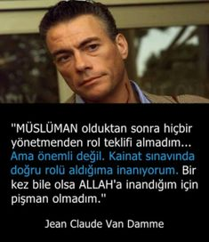 kalbi güzel insan Claude Van Damme, Humanity Quotes, Magic Words, Maybe One Day, Kids Store, Meaningful Words, Galaxy Wallpaper, Foto Bts, Beautiful Words