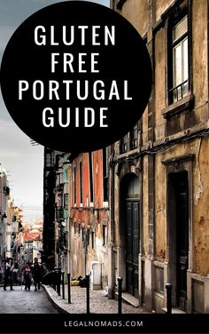 A thorough gluten free guide to Portugal, with what to eat, avoid, and a detailed translation card. Places To Travel, Places To See, Travel Destinations, Sin Gluten, Gluten Free Restaurants, Portugal Travel, Portugal Trip, Visit Portugal, Travel Snacks