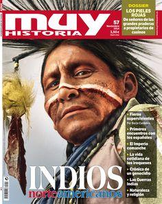 Nos colamos en la vida de los Indios norteamericanos en el último Muy Historia Nº 57 de noviembre 2014