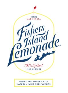 Fishers Island Lemonade by Avec