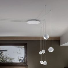 Various way to create your light composition. Discover more…  http://bit.ly/1Xzhik0  #spider #light #canopy #home