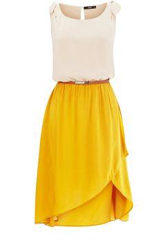 2 in 1 Dress - Oasis