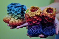 Crocheting Ideas | Project on Craftsy: Crocodile Stitch ...