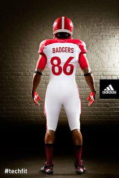 29179f7cfc5 New College Football Uniforms: Wisconsin College Football Uniforms, College  Uniform, College Football Season