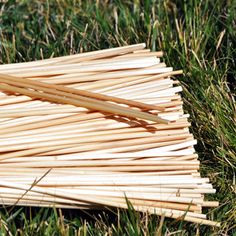 Swedish Straws for building and crafts