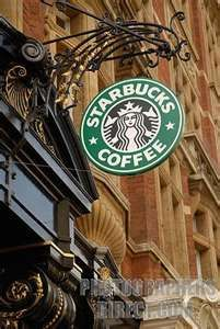 My Favorite Starbucks drink is: Grande decaf Americano with Sugar-free Hazelnut flavor and breve (heated preferably)! :)