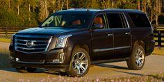 2015 - Cadillac - Escalade - Vehicles on Display | Chicago Auto Show 2015