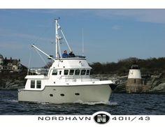 Nordhavn 40II/43 Brochure