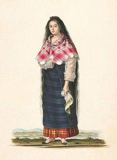 Justiniano Asuncion -- A Spanish mestiza of Manila Philippines Outfit, Miss Philippines, Philippines Fashion, Philippines Culture, Filipino Art, Filipino Culture, Modern Filipiniana Dress, Filipino Fashion, Dress Design Drawing