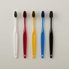 Japanese binchotan toothbrushes | Remodelista