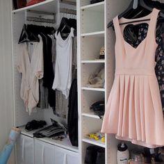 My next closet idea