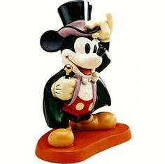 'On with the show' - Mickey Mouse figurine (WDCC) from Fantasies Come True