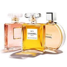 Chanel Fragrances...have worn them for years and at my age I do mean years!! My Mom always worn Chanel so I kinda grew up with it and went back home to it!
