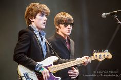 The Strypes / OÜI FM Festival 2015 - Place de la République - 24 juin 2015