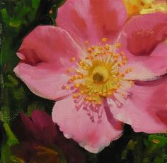 """Daily Paintworks - """"untitled"""" by Kathy Weber"""