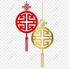 round chinese new year auspicious chinese knot Page Design, Web Design, Golden Red, Chinese New Year 2020, Digital Media Marketing, Book And Magazine, Hanging Ornaments, Chinese Style, Prints For Sale