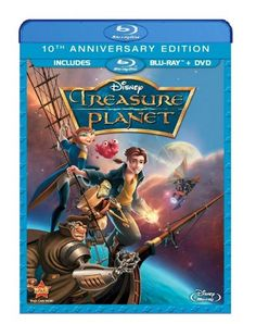Treasure Planet (10th Anniversary Edition) (Blu-ray + DVD) Buena Vista Home Video http://www.amazon.com X .$12.97 MSRP $19.99