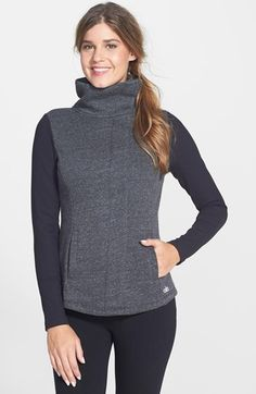 Alo 'Harbor' Knit Jacket available at #Nordstrom