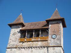 Villereal, Dordogne Aquitaine, Cabin, House Styles, Places, Home Decor, Decoration Home, Room Decor, Cabins, Cottage
