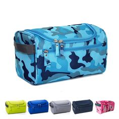 1a024d611 Waterproof Men Hanging Toiletry Bag Nylon Travel Organizer Cosmetic Bag For  Women Large Necessaries Make Up Case Wash Makeup Bag-in Cosmetic Bags &  Cases ...
