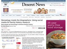 Deseret News screenshot, 2011 #kasaysayan