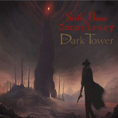 Artwork from The Dark Tower single by rock band Sixth Floor Conspiracy