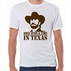 Camiseta cine Once upon a time in Texas