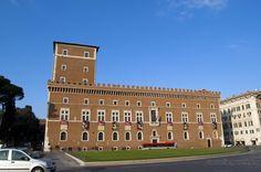 Palazzo Venezia, Rome Italy