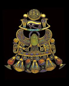 ♔ King Tutankhamun's treasures