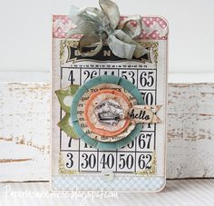 Design team member Tammy Roberts has a gorgeous card on her blog featuring @Eileen Vitelli Hull's Fringed Flower die.  You can find the post here: http://paperiesweetness.blogspot.com/2012/06/little-hello.html