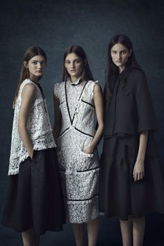 Erdem Pre-Fall 2016 Collection Photos - Vogue