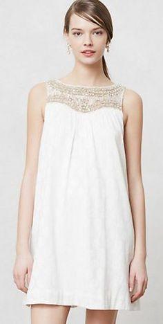 REVEL: Cotton Swing Dress