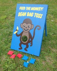 Bean Bag Toss in Frisco