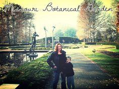 Missouri Botanical Garden in St. Louis.