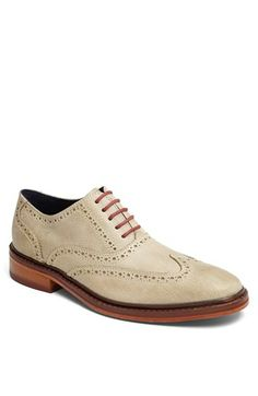 Cole Haan 'Colton Winter' Wingtip   (Men) available at #Nordstrom