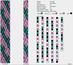 We knit with bead copyright schemes and not only Crochet Bracelet Pattern, Crochet Beaded Necklace, Loom Bracelet Patterns, Bead Crochet Patterns, Bead Crochet Rope, Beaded Jewelry Patterns, Peyote Patterns, Beading Patterns, Seed Bead Bracelets