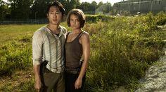 Glenn and Maggie (season 3 of The Walking Dead; 2012)