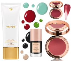 SS20 Luxury Makeup: Tom Ford, Charlotte Tilbury and Gucci Tinted Moisturizer, Moisturiser, New Nail Polish, Charlotte Tilbury, Manicure And Pedicure, Tom Ford, Toms, Glow, Gucci