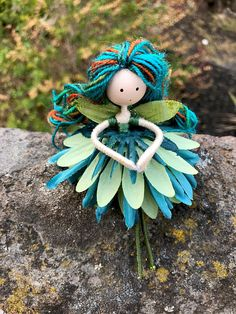 Handmade Home Decor Fairy Crafts, Doll Crafts, Diy Doll, Handmade Home Decor, Handmade Crafts, Handmade Headbands, Handmade Ceramic, Handmade Soaps, Handmade Pottery