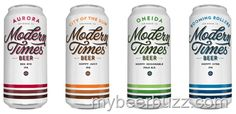 mybeerbuzz.com - Bringing Good Beers & Good People Together...: Modern Times New Seasonal Cans Coming Mar 2015