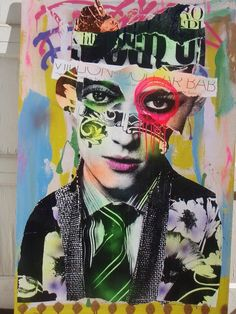 Dain. Street Art NYC
