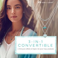 Shop new versatile summer styles on my Chloe + Isabel boutique! https://www.chloeandisabel.com/boutique/lindeeohlman
