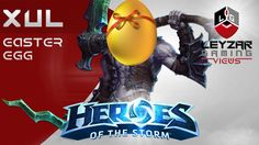 Heroes of the Storm - Xul Easter Egg (Crows)