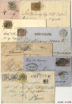 Pin su Cartoline Post card Mail