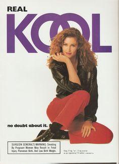 KOOL cigarettes advertisement - 1994 magazine print ad