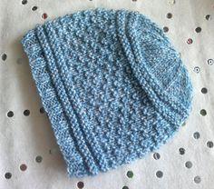 Ravelry: That easy Guernsey hat pattern by Christine Roy